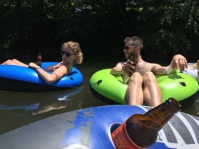 Tennessee River Float